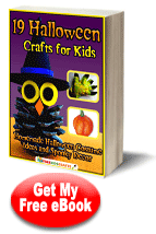 19 Halloween Crafts for Kids  Homemade Halloween Costume Ideas and Spooky Decor Free eBook   AllFreeKidsCrafts.com