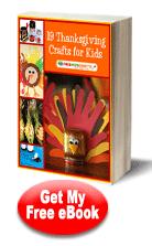 19 Thanksgiving Crafts for Kids   AllFreeKidsCrafts.com
