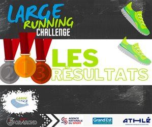 large running challenge