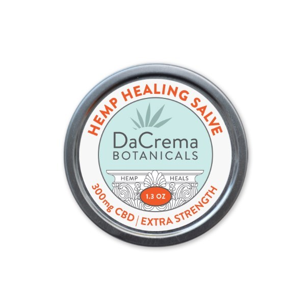 Dacrema Botanicals Extra Strength CBD Infused Salve