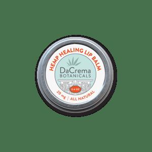 Dacrema Botanicals Hemp Healing Lip Balm