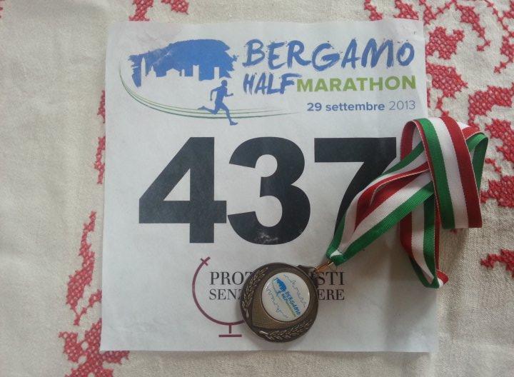 Mezza Maratona di Bergamo