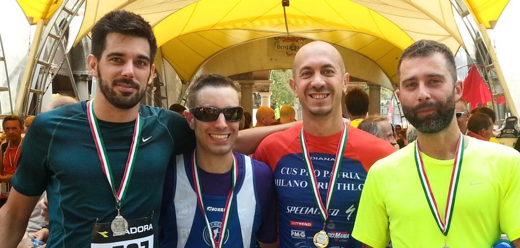 La Mezza Maratona di Bergamo 2014