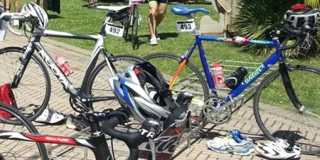 Il numero da applicare alla bici
