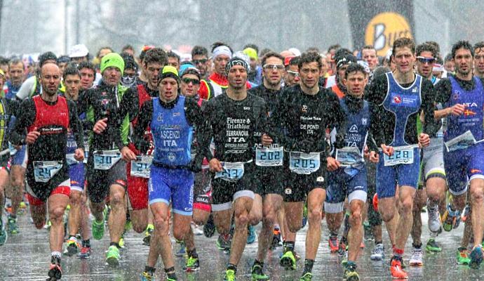 Campionato Italiano Assoluto Duathlon Sprint Torino 2015