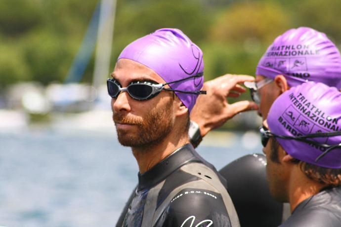 Francesco Bedon: Bardolino, il mio primo Olimpico