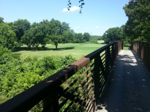 Footgolf Austin Bridge
