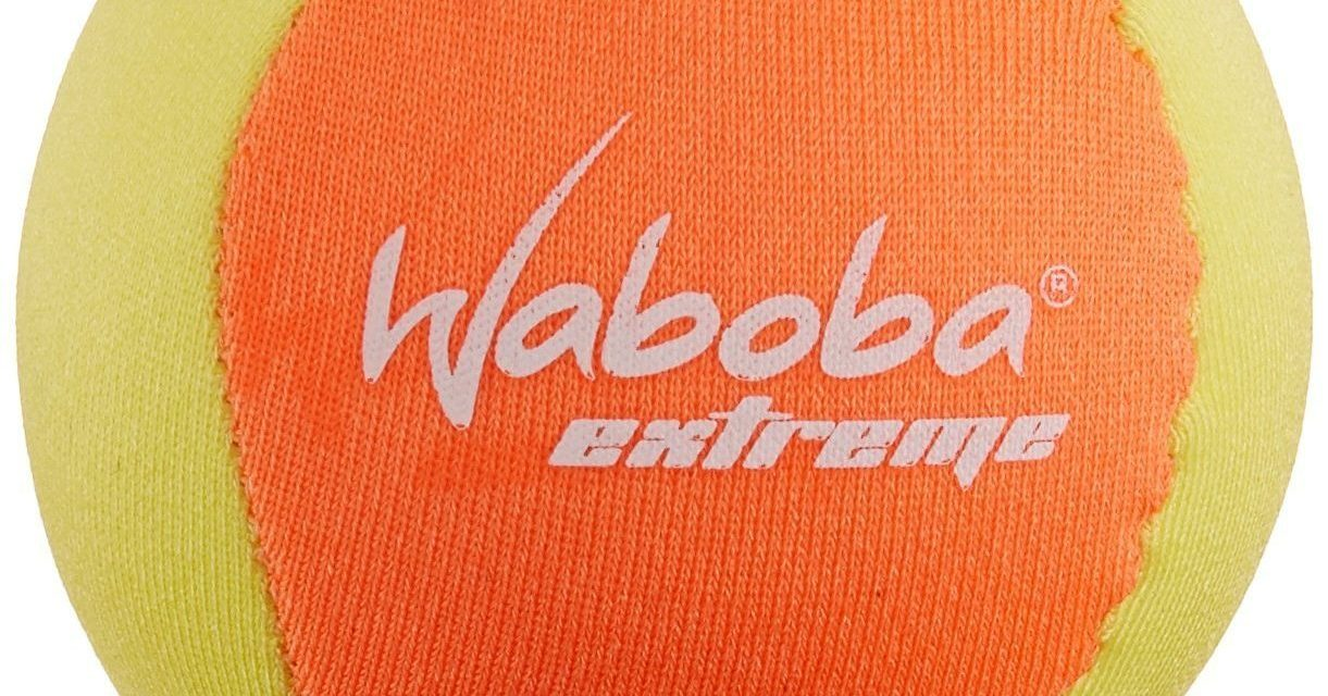 Our New Favorite Pool Toy – The Waboba Ball Extreme