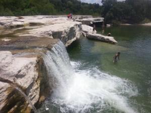 McKinney Falls in Austin