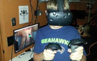 Try Virtual Reality Gaming in Austin at Game Republik