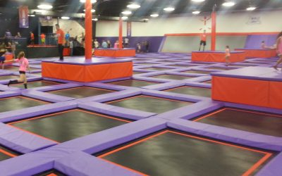 Altitude – Austin's Newest (and Best) Trampoline Park