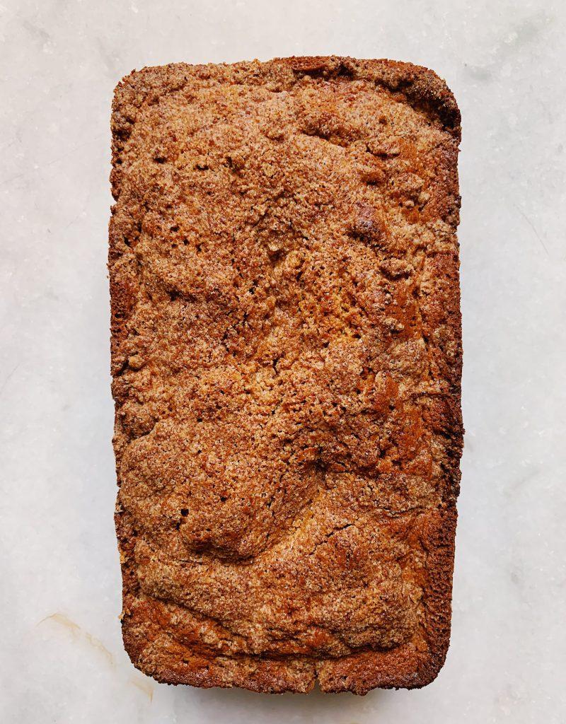 Healthy Pancake Bread (Gluten-Free, Dairy-Free)