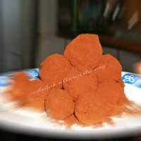 Tartufi di pandoro o panettone al cacao – Riciclo panettone pandoro colomba
