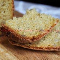 Pane di mais con semi di girasole