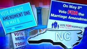 marriage, equality, same-sex, north carolina, amendment one, civil rights, politics, election, obama, fatherhood, parenting, parenthood, moving, Fox News