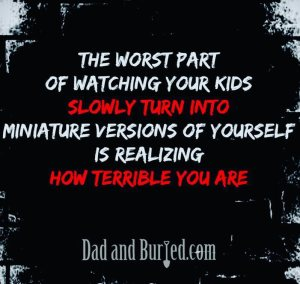 parenting, discipline, funny, humor, dad and buried, dad bloggers, mike julianelle, mommy bloggers, kids, family, lifestyle, ignoring is bliss, learning, children, moms, motherhood, fatherhood, dads