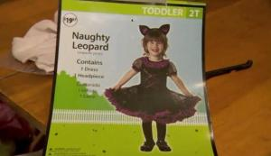 halloween, naughty leopard, sexy costumes, double standard, sexism, holidays, parenting, dads, moms, kids, children, pop culture