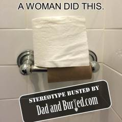 wordless wednesday, parenting, parenthood, women, men, stereotypes, marriage, funny, humor, photo, image, relationships