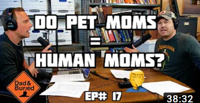The Great Pet Moms Controversy