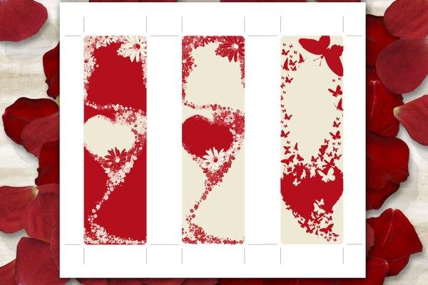 Valentine's Day Labels