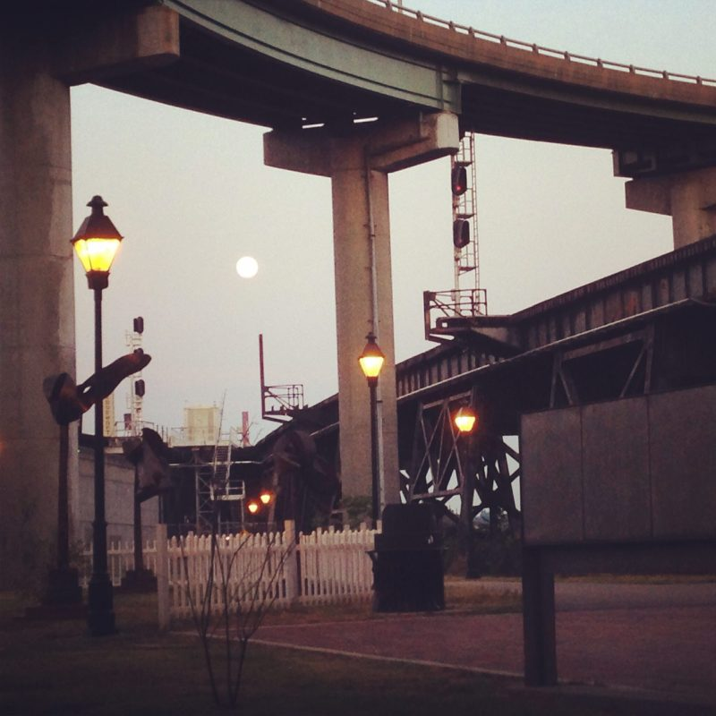 moon in richmond