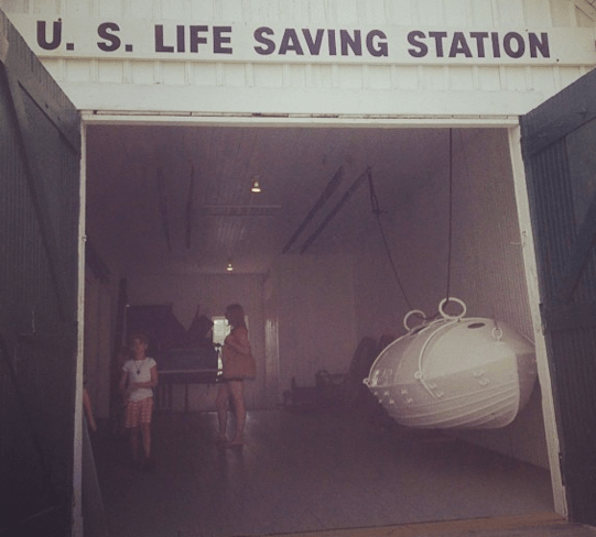 life saving station