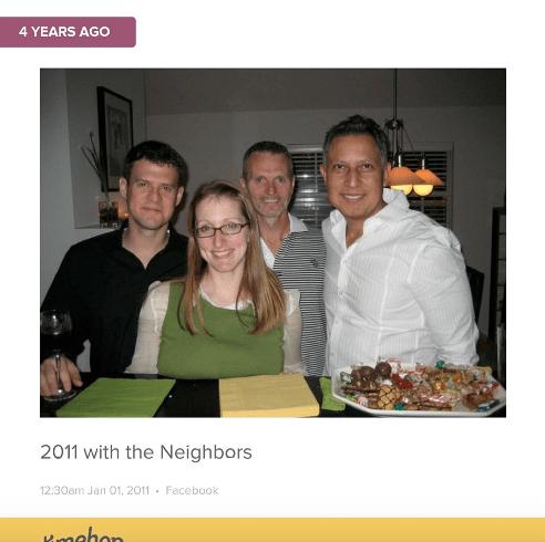 4 years ago NYE