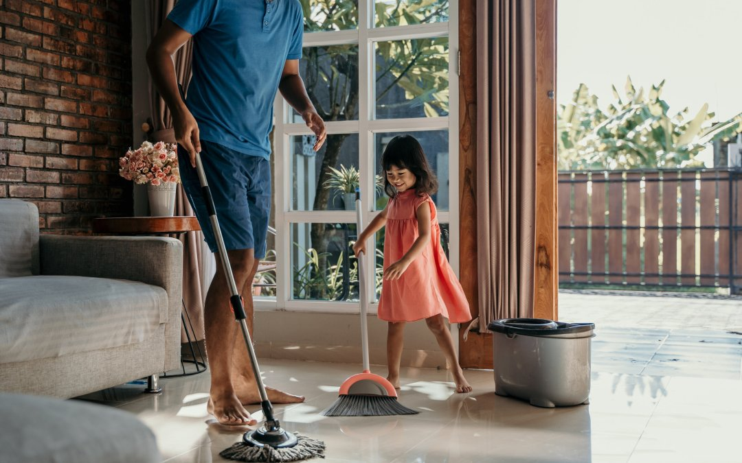 Seven Ways to Get Your Home in Shape During Spring Cleaning