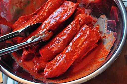 Throwback Thursday: Pressure Cooker Cochinita Pibil - Yucatecan Pit Cooked Pork | DadCooksDinner.com