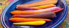 Simple Sous Vide Carrots