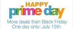 Support DadCooksDinner through Amazon Prime Day