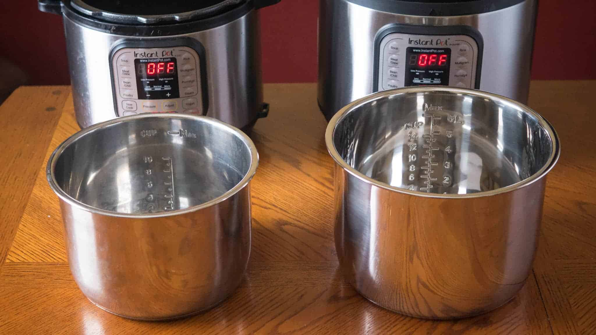 Pressure Cooker 8 Qt First Look at the 8-Quart Instant Pot IP-DUO80 - Dad Cooks ...