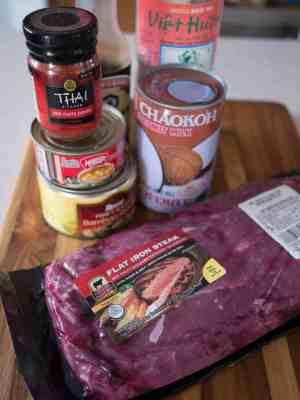 Stockpiling ingredients