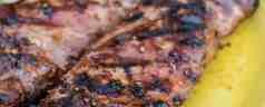 Grilled Teriyaki Pork Tenderloin