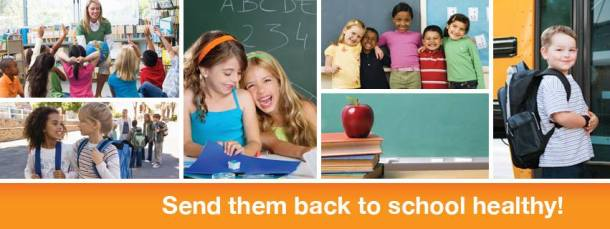 #BackToSchool #health #GoBackHealthy #ad