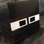 Minecraft Enderman DIY mask