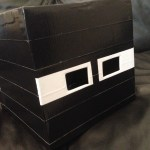Minecraft Enderman DIY mask