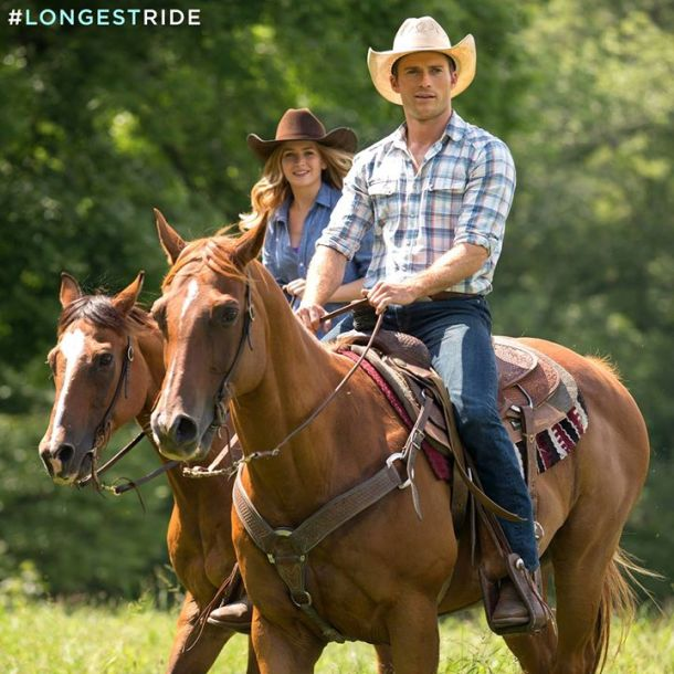 #LongestRide #Movie #Ariat #Giveaway #spon