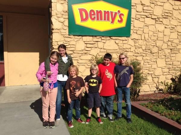 #Dennys #Foodie #ad