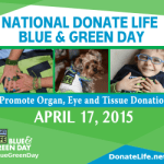 #NationalDonateLifeDay #ad