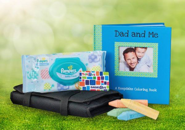 #FathersDay #Pampers #Giveaway #ad