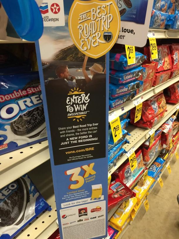 #RoadTripHacks #CollectiveBias #Vons #ad