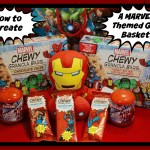 How to Create a Marvel-Themed Gift Basket