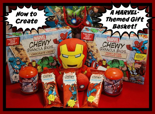 #MARVELSnackBar #DIY #CollectiveBias #ad