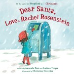 Dear Santa, Love, Rachel Rosenstein + Giveaway