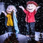 Knott's Merry Farm Holiday Event