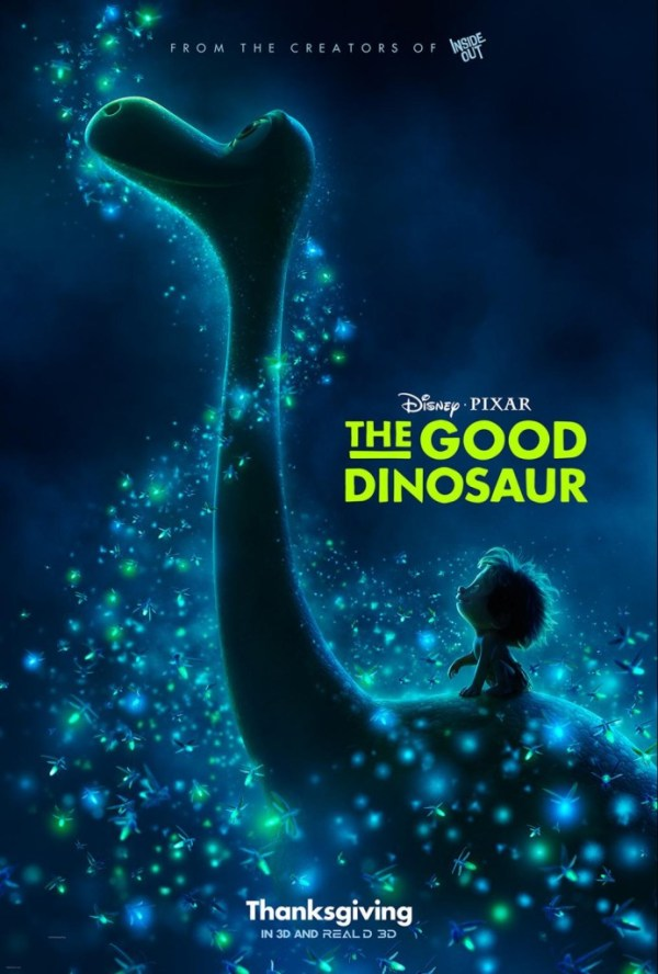 #GoodDino #TheGoodDinosaur #Fandango #FandangoFamily #ad