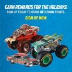 Hot Wheels Grab the Fire – Buy Hot Wheels & Earn Race Rewards for the Holidays!