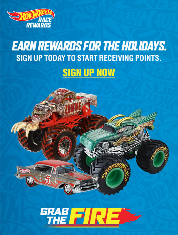 #HotWheels #RaceRewards #Holidays #HolidayGiftGuide #ad