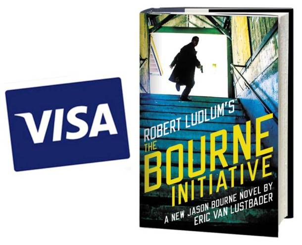 #TheBourneInitiative #Book #Giveaway #ad